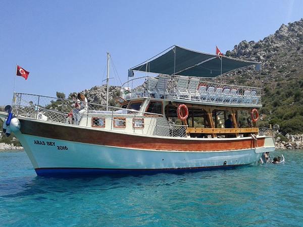 Aras Bey Günlük Gezi Teknesi