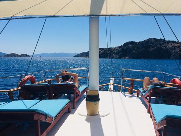 Gönül Günlük Gezi Teknesi