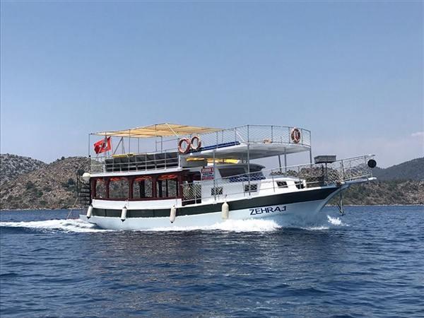 Zehra -1 Teknesi Selimiye