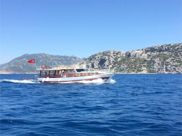 İbrahim Kaptan - 3 Tekne Turu